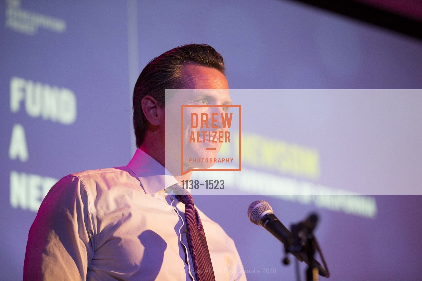 Gavin Newsom, Photo #1138-1523