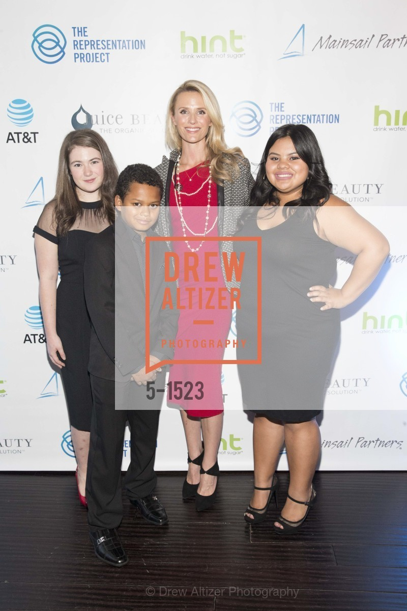 Ariella Neckritz, Jacksen Mason, Jennifer Siebel Newsom, Rosa Beltran, Photo #5-1523