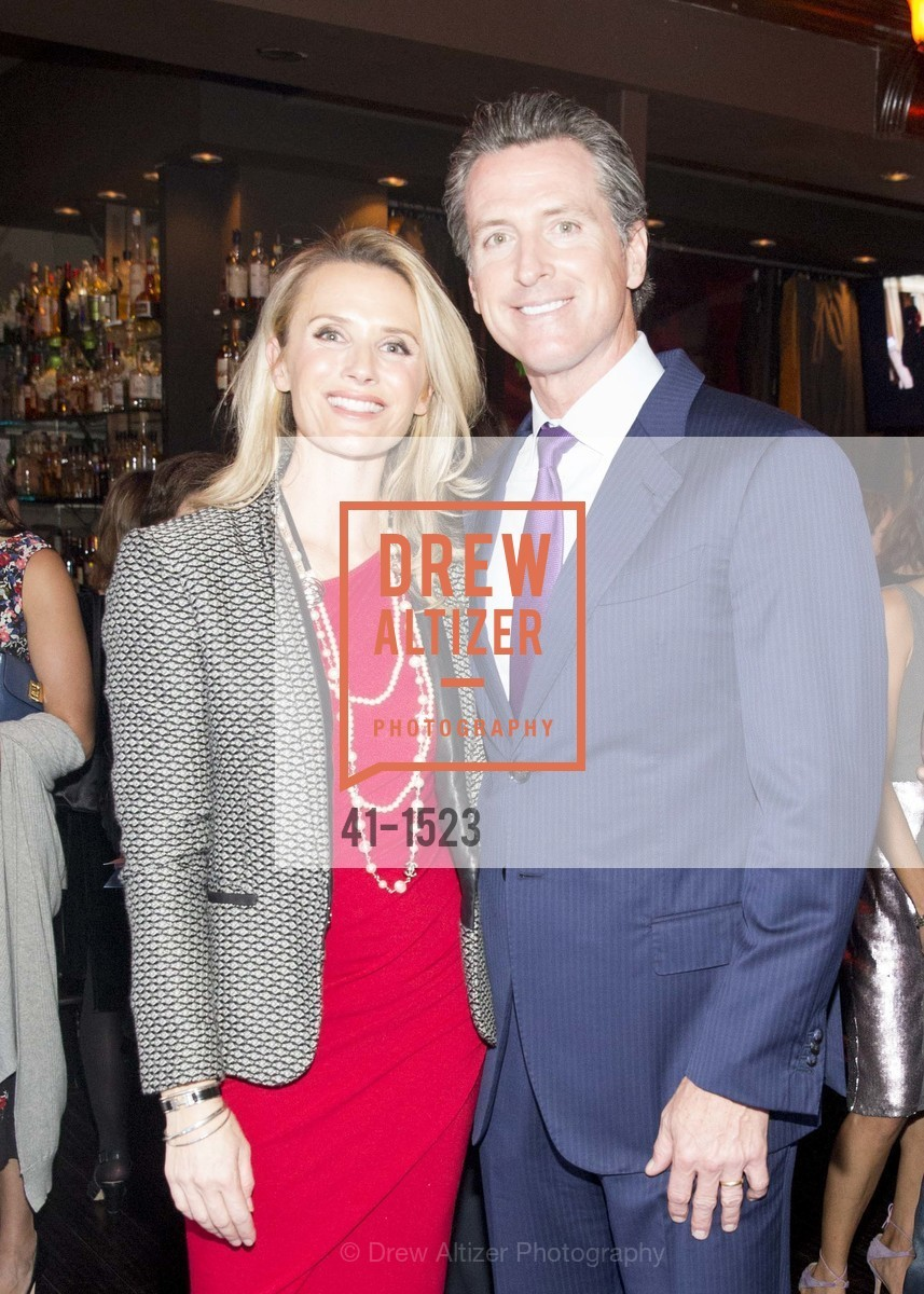 Jennifer Siebel Newsom, Gavin Newsom, Photo #41-1523