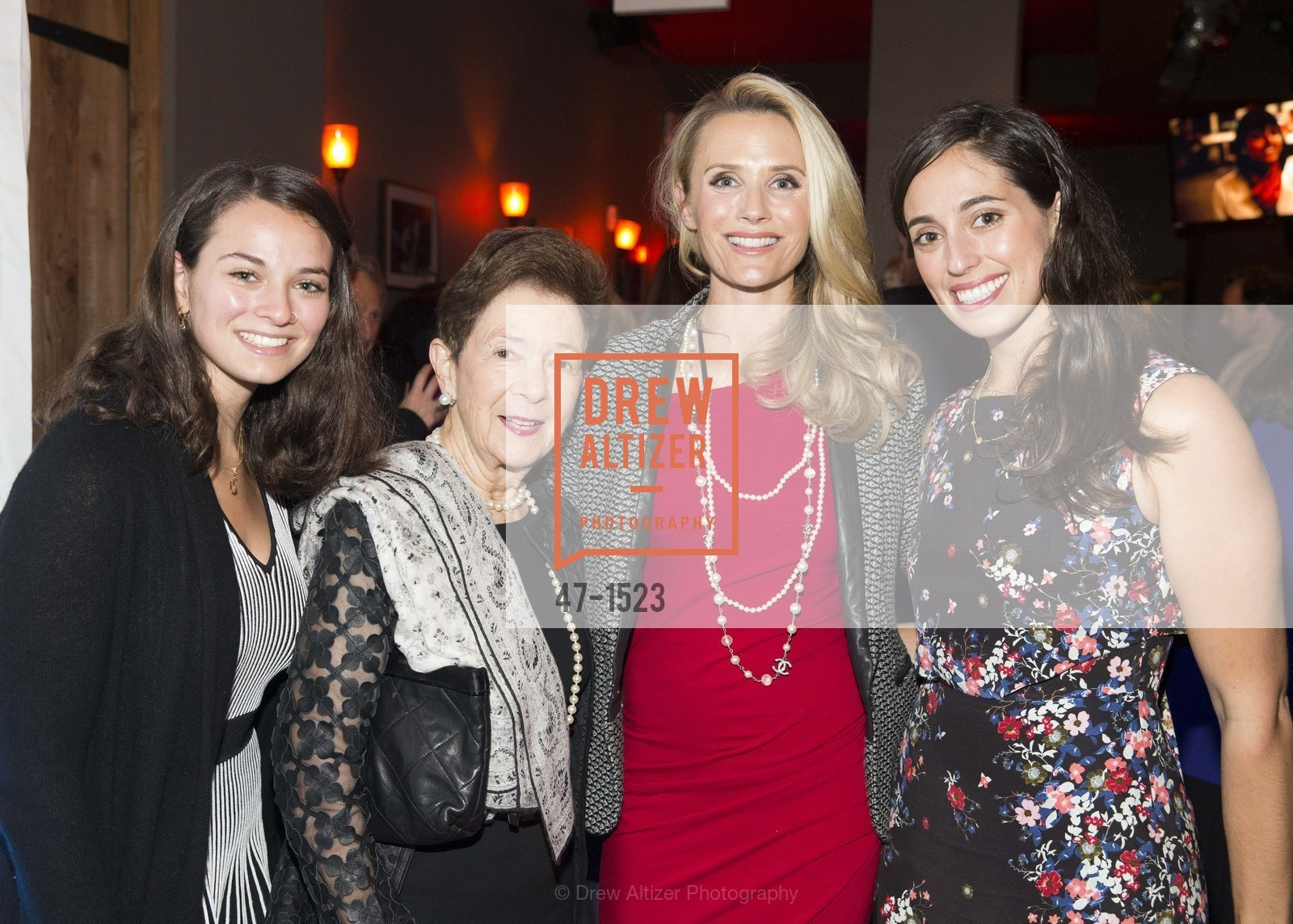 Roselyne Swig, Jennifer Siebel Newsom, Lindsey Sedlack, Photo #47-1523