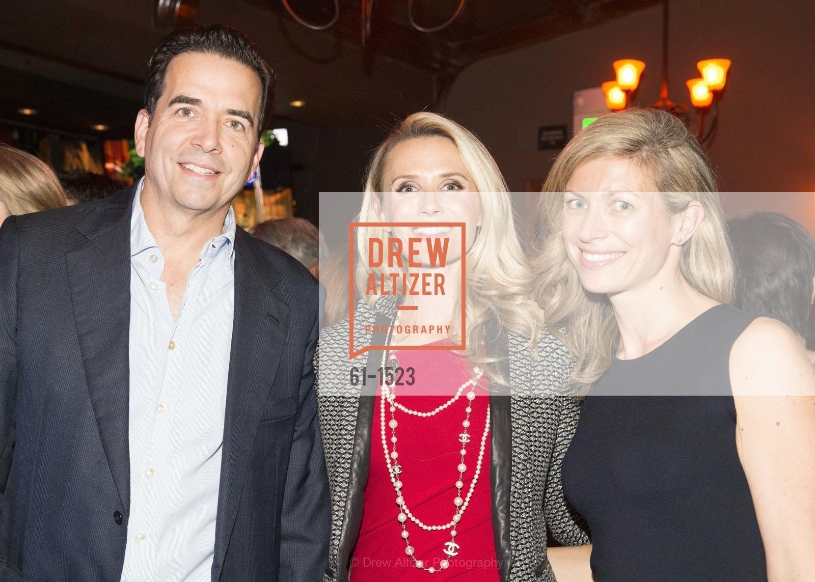 Jennifer Siebel Newsom, Ted Janul, Kathleen Janul, Photo #61-1523