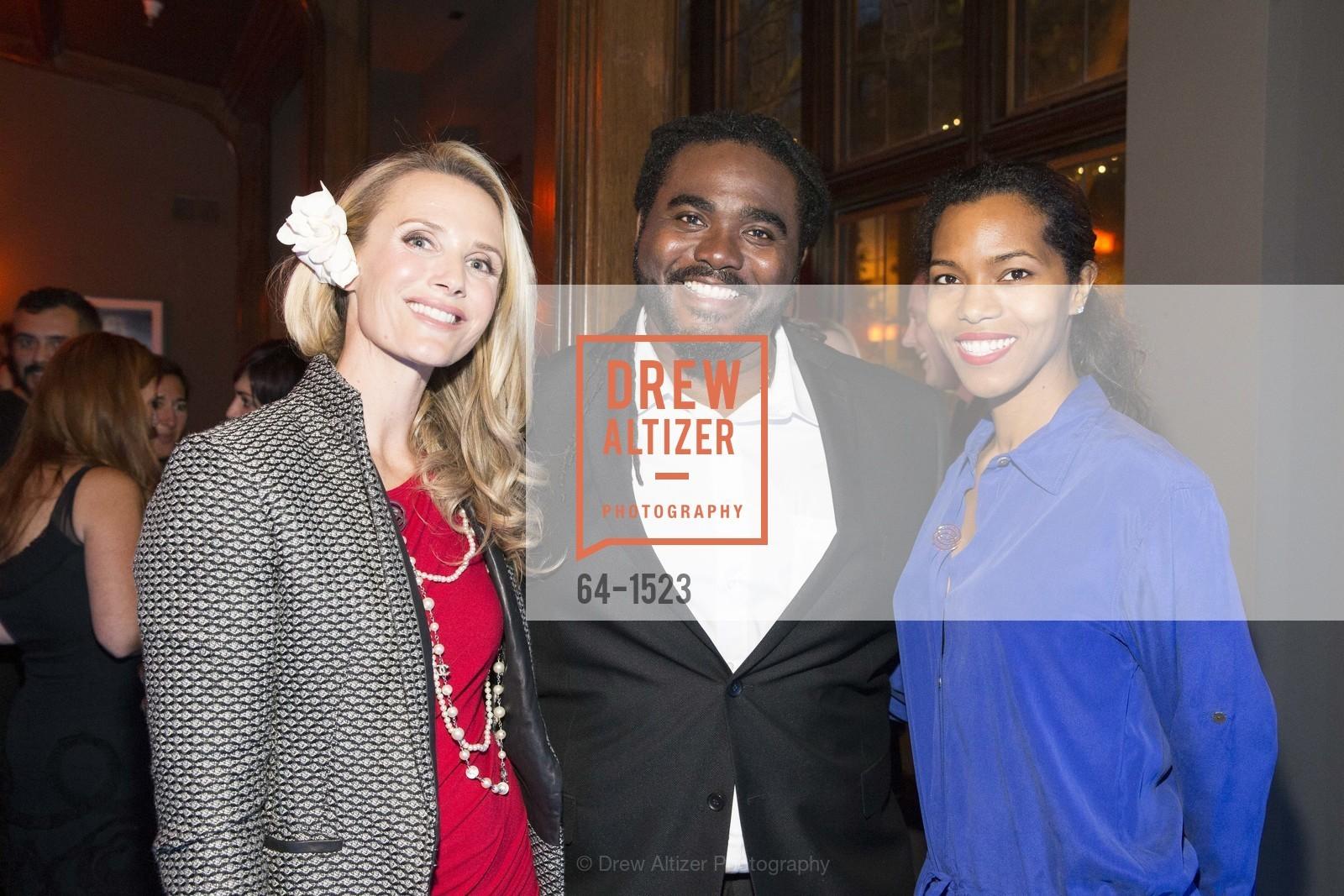 Jennifer Siebel Newsom, Ashanti Branch, Ashely Adjaye, Photo #64-1523