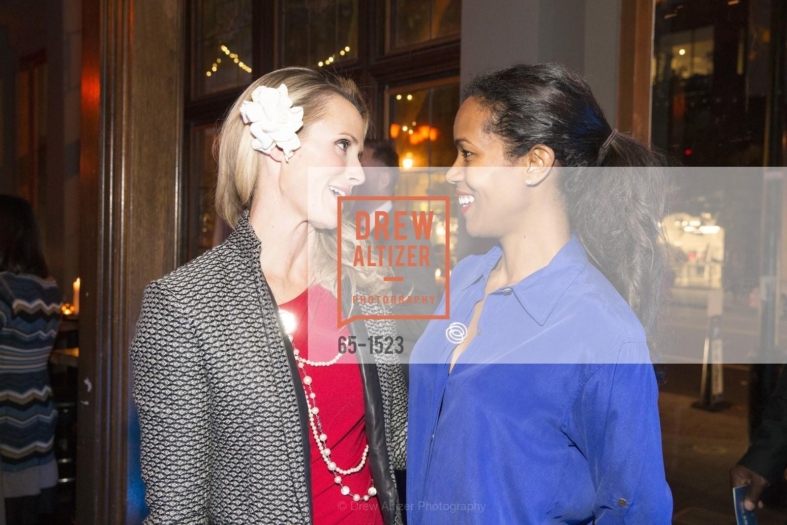 Jennifer Siebel Newsom, Ashely Adjaye, Photo #65-1523