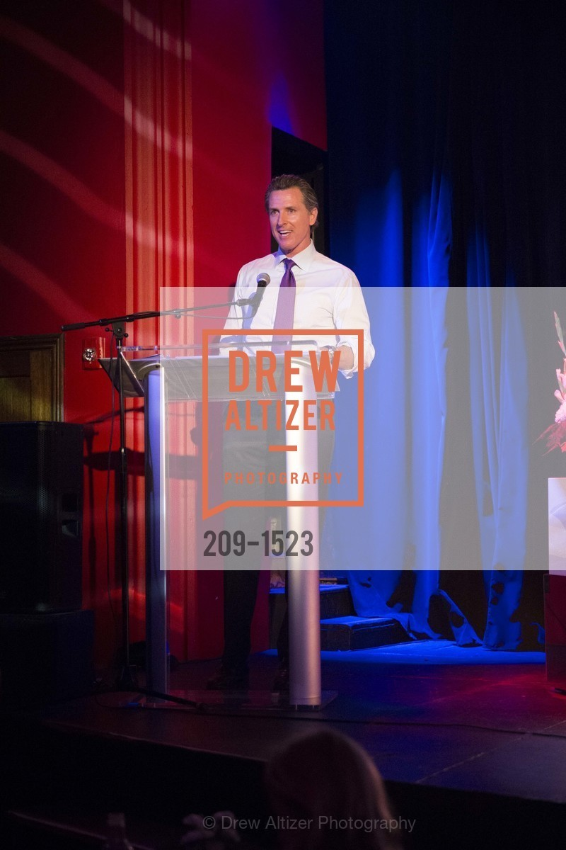 Gavin Newsom, Photo #209-1523