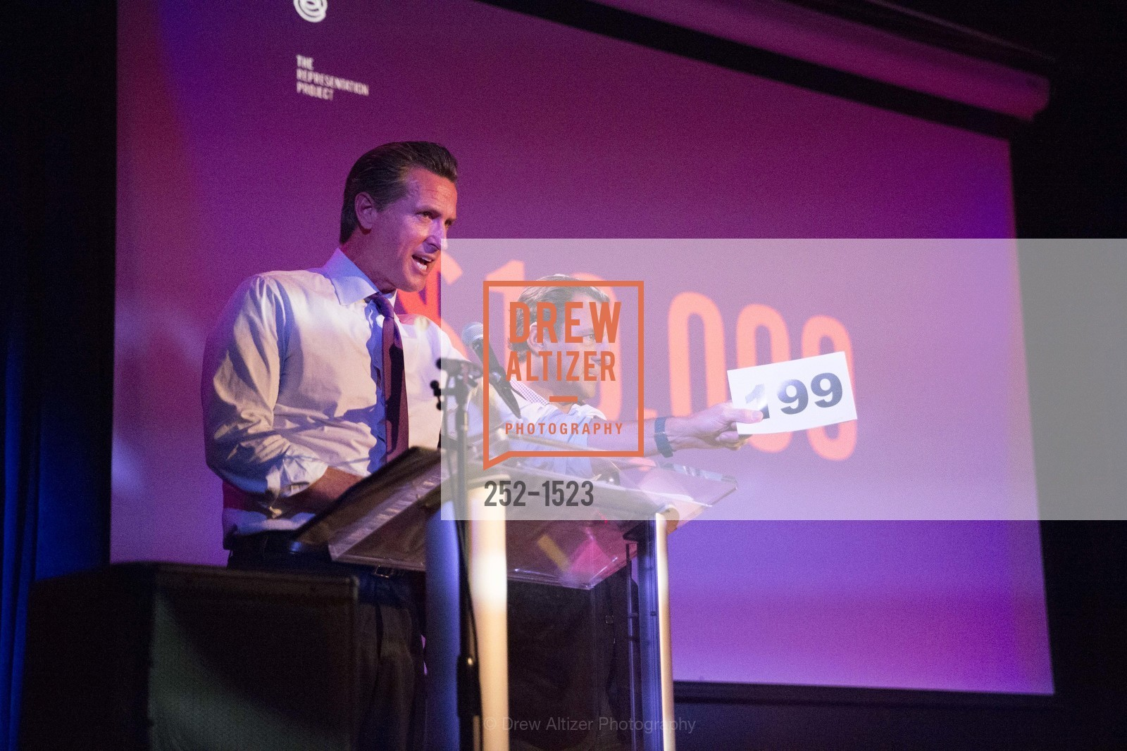 Gavin Newsom, Andrew Zenoff, Photo #252-1523
