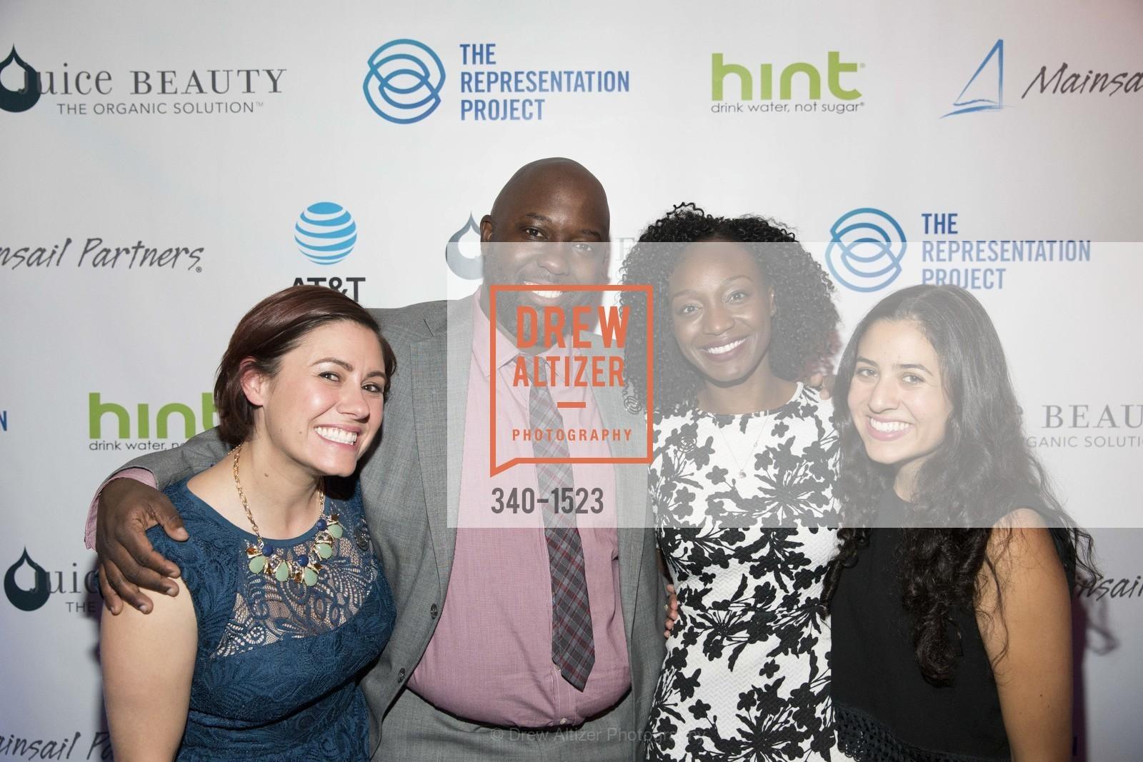 Lindsey Rabinowitz, Darius Kemp, Tolu Lawrence, Nichola Schultz, Photo #340-1523