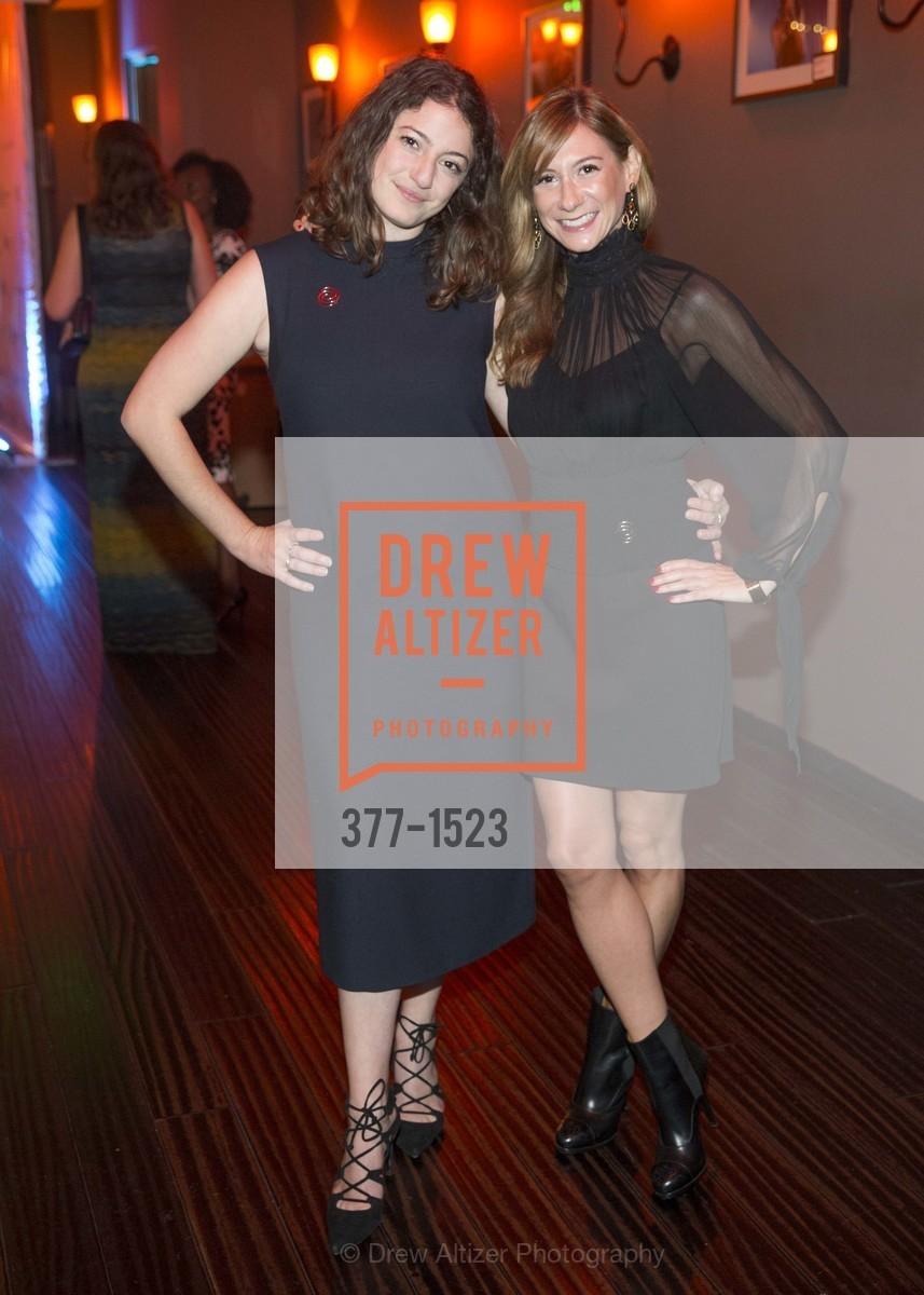 Hannah Milgrom, Jane Reisman, Photo #377-1523
