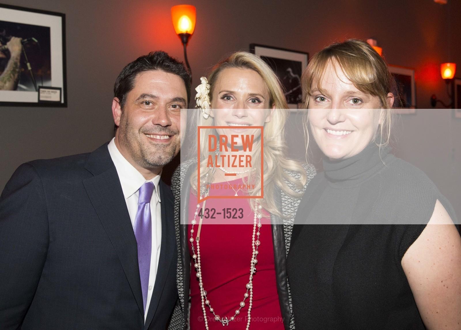 Christian Mills, Jennifer Siebel Newsom, Jessica Congdon, Photo #432-1523