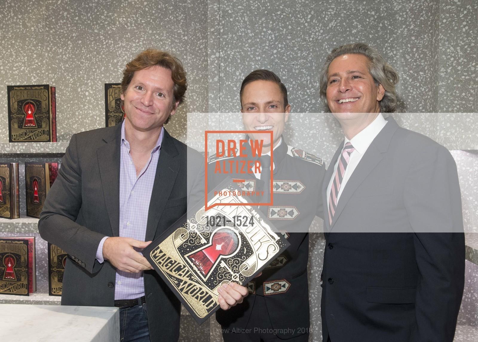 Trevor Traina, Ken Fulk, Carlos Souza, Photo #1021-1524