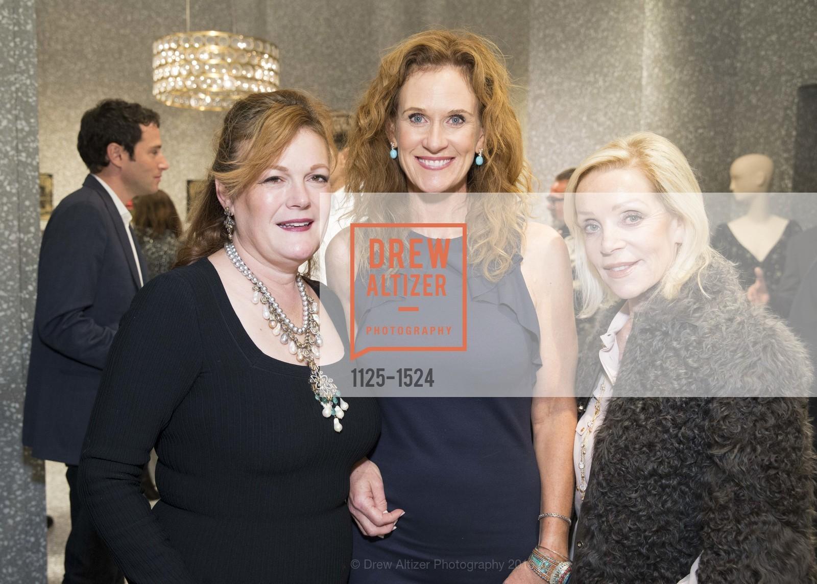 Jennifer Reiser, Sukey Forbes, Barbara Brown, Photo #1125-1524