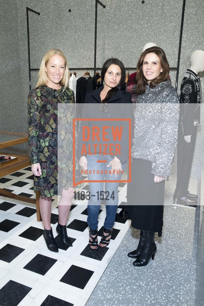 Julia Hartz, Andrea Zola, Elizabeth Malkassian, Photo #1183-1524