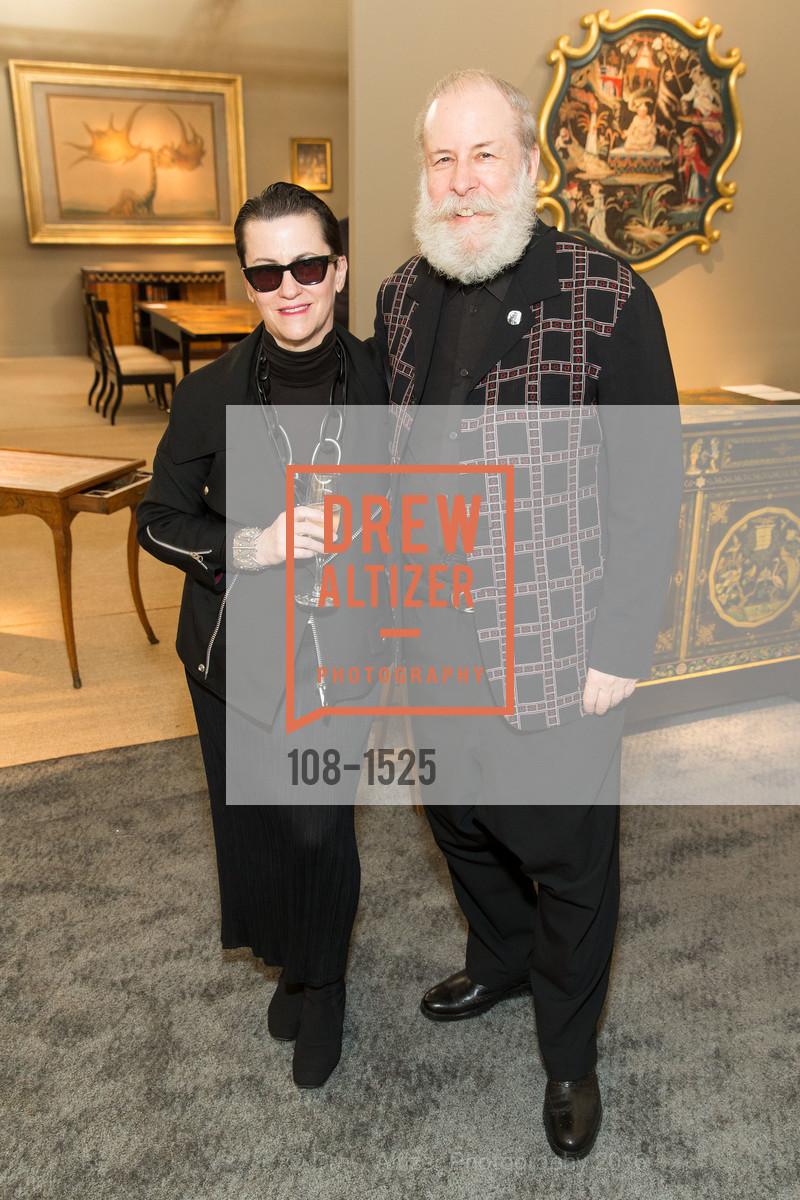 Patricia Pastor, Barry Friedman, Photo #108-1525