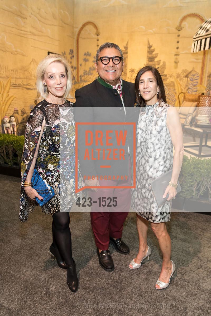 Barbara Brown, Riccardo Benavides, Lisa Podos, Photo #423-1525