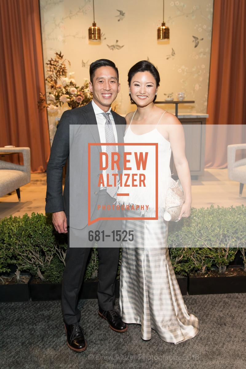 Brian Kwong, Catherine Kwong, Photo #681-1525