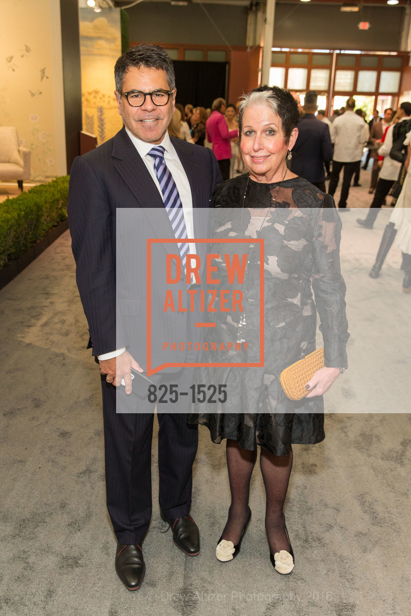 Gary Garabedian, Karen Kubin, Photo #825-1525