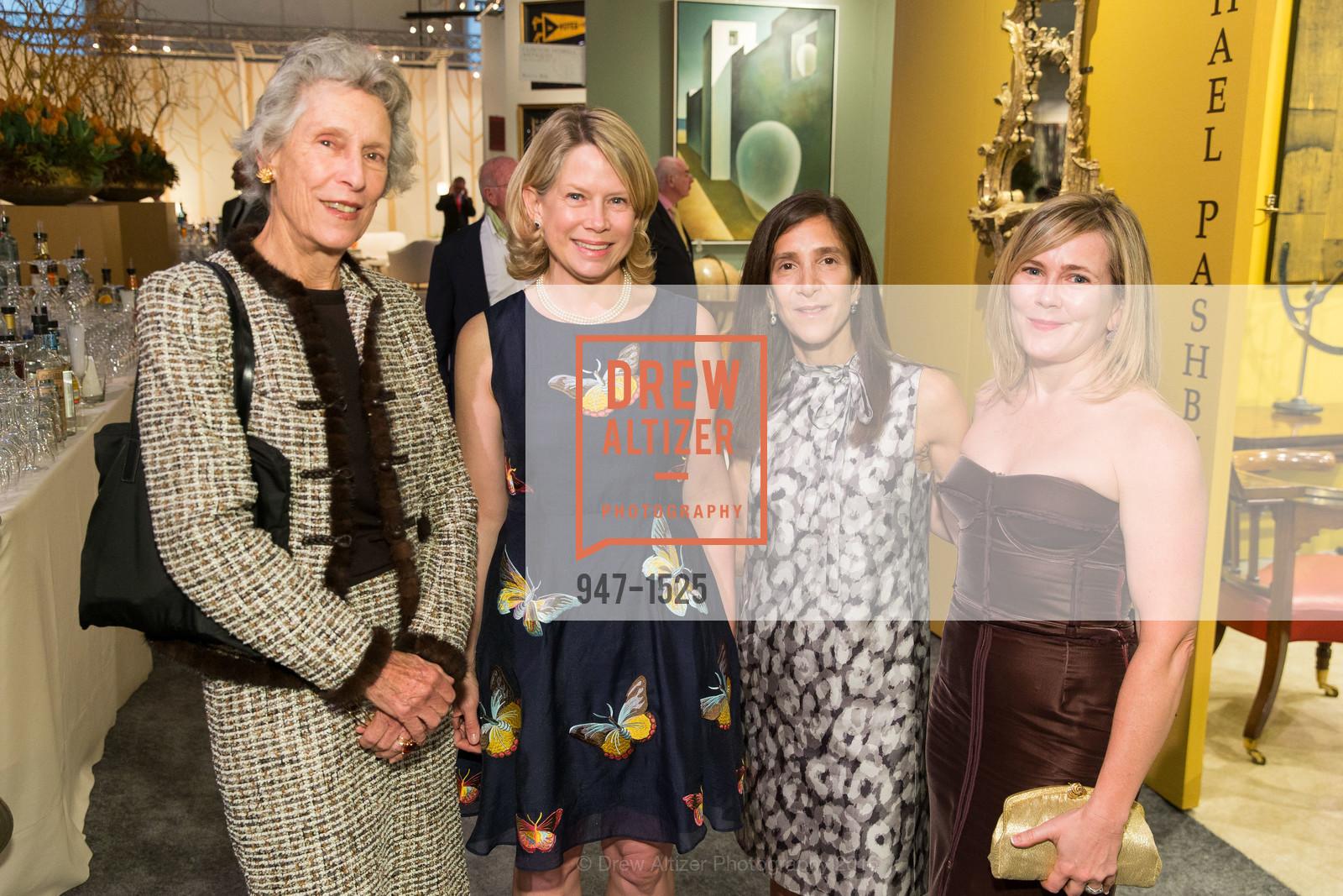Michele Goss, Ariane Trimuschat, Lisa Podos, Maria Santangelo, Photo #947-1525