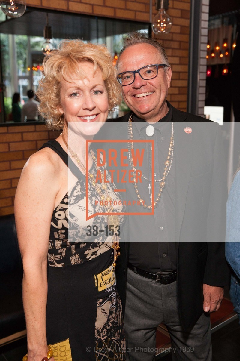Kim Larson, Bob Larson, GLIDE's Power of One Lunch Countdown Party, RN74. 301 Mission St, June 4th, 2015,Drew Altizer, Drew Altizer Photography, full-service agency, private events, San Francisco photographer, photographer california