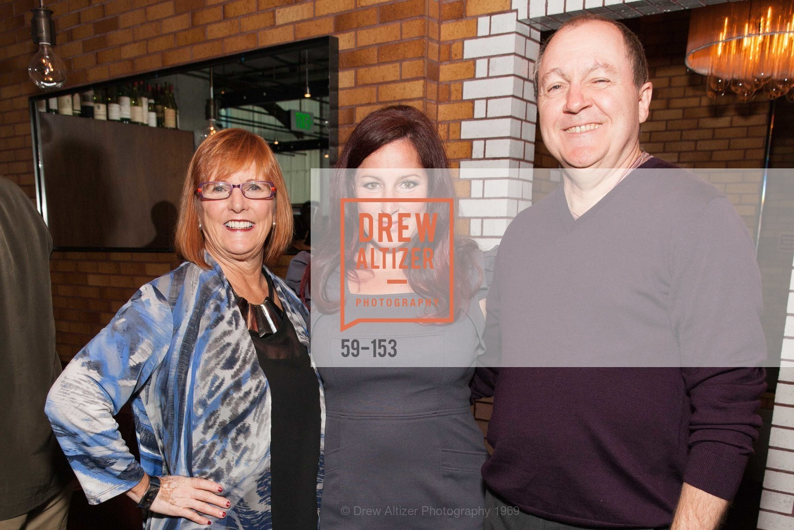 Debbie Boyd Smith, Laura Mazzola, Mitch Simpson, GLIDE's Power of One Lunch Countdown Party, RN74. 301 Mission St, June 4th, 2015,Drew Altizer, Drew Altizer Photography, full-service event agency, private events, San Francisco photographer, photographer California