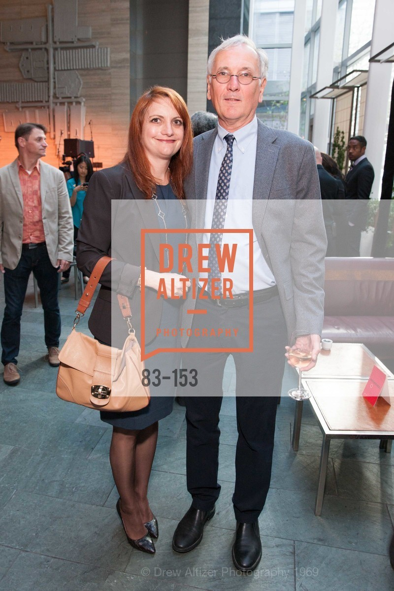 Gail Gilman, Larry Gilman, GLIDE's Power of One Lunch Countdown Party, RN74. 301 Mission St, June 4th, 2015,Drew Altizer, Drew Altizer Photography, full-service agency, private events, San Francisco photographer, photographer california