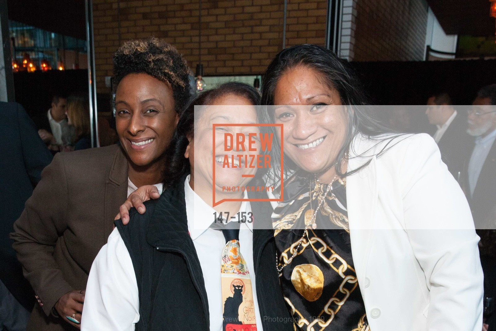 Kat Timmons, Rita Shimmon, Wessa Tanupo, GLIDE's Power of One Lunch Countdown Party, RN74. 301 Mission St, June 4th, 2015,Drew Altizer, Drew Altizer Photography, full-service event agency, private events, San Francisco photographer, photographer California