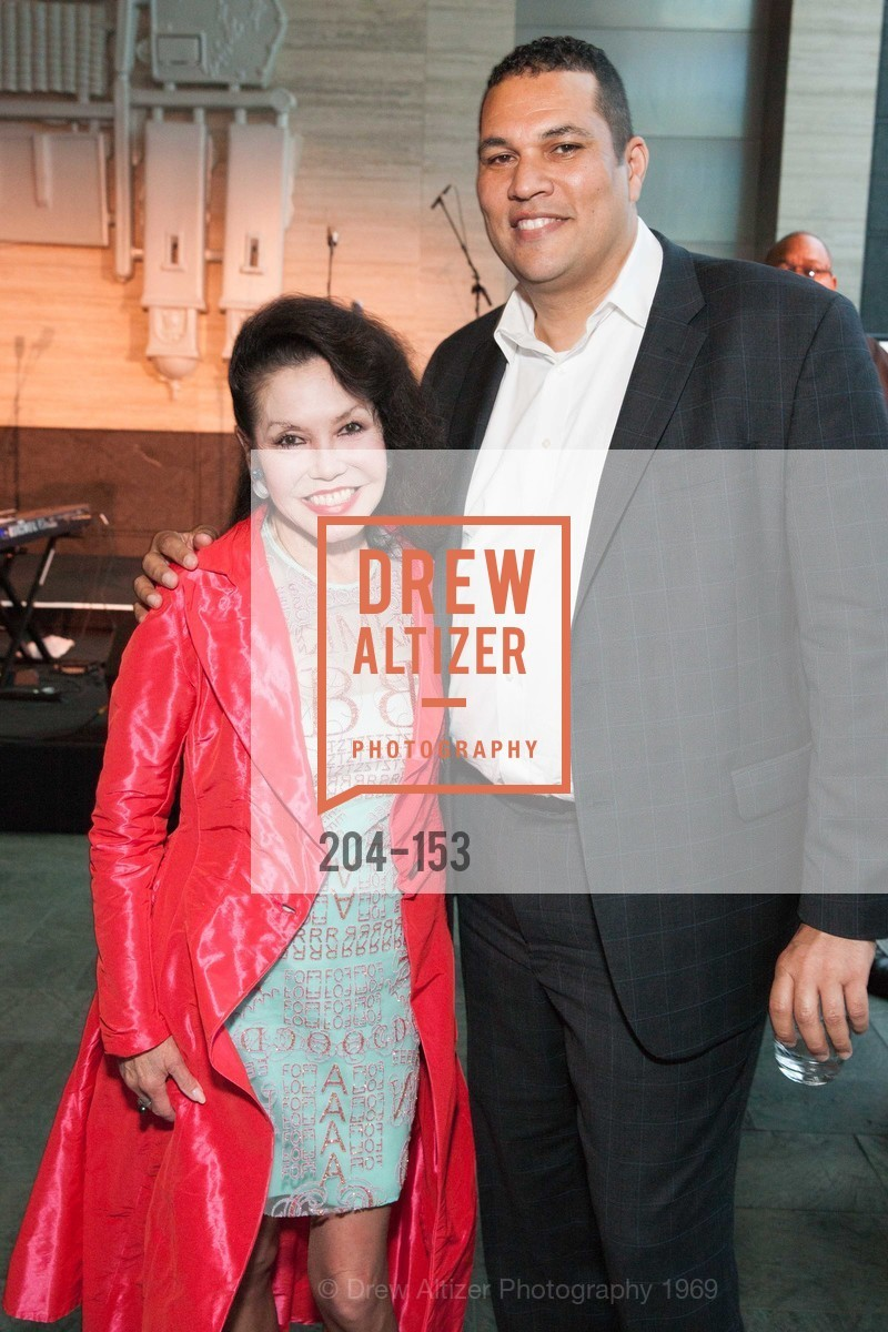 Janice Mirikitani, George Bridges, GLIDE's Power of One Lunch Countdown Party, RN74. 301 Mission St, June 4th, 2015,Drew Altizer, Drew Altizer Photography, full-service agency, private events, San Francisco photographer, photographer california