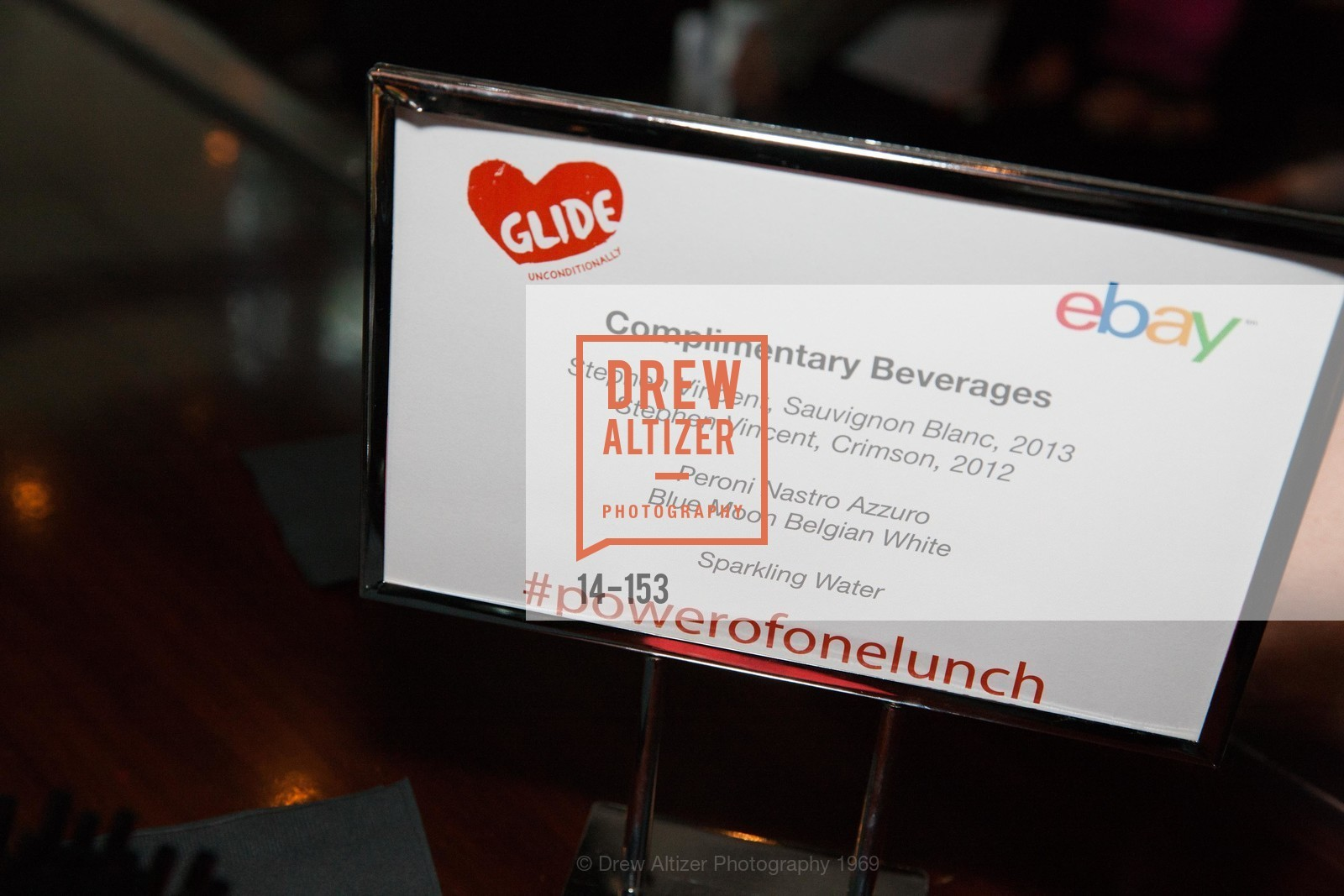 Atmosphere, GLIDE's Power of One Lunch Countdown Party, RN74. 301 Mission St, June 4th, 2015,Drew Altizer, Drew Altizer Photography, full-service event agency, private events, San Francisco photographer, photographer California
