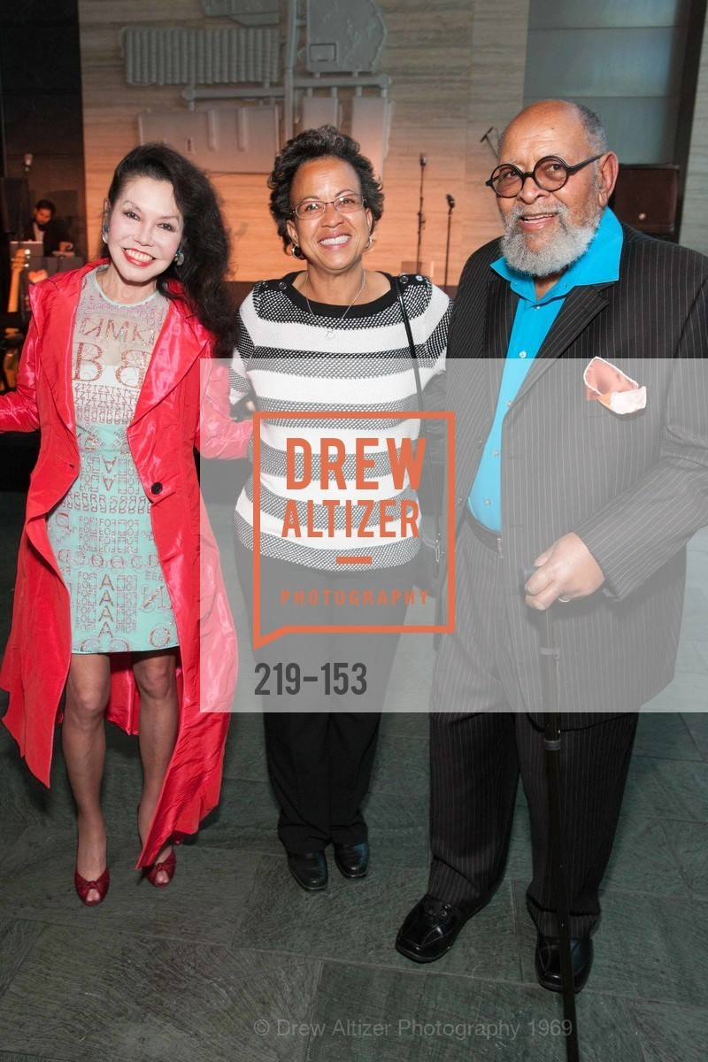 Janice Mirikitani, Jay Phoenix, Reverend Cecil Williams, GLIDE's Power of One Lunch Countdown Party, RN74. 301 Mission St, June 4th, 2015,Drew Altizer, Drew Altizer Photography, full-service agency, private events, San Francisco photographer, photographer california