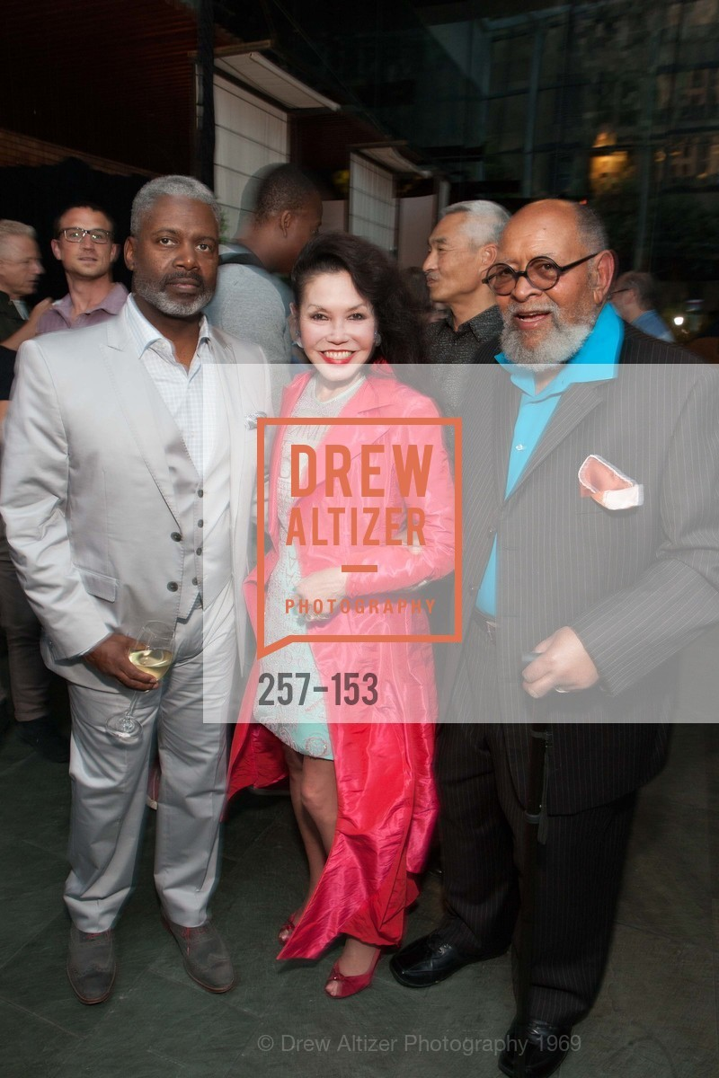 Tommie Moon, Janice Mirikitani, Reverend Cecil Williams, GLIDE's Power of One Lunch Countdown Party, RN74. 301 Mission St, June 4th, 2015,Drew Altizer, Drew Altizer Photography, full-service agency, private events, San Francisco photographer, photographer california