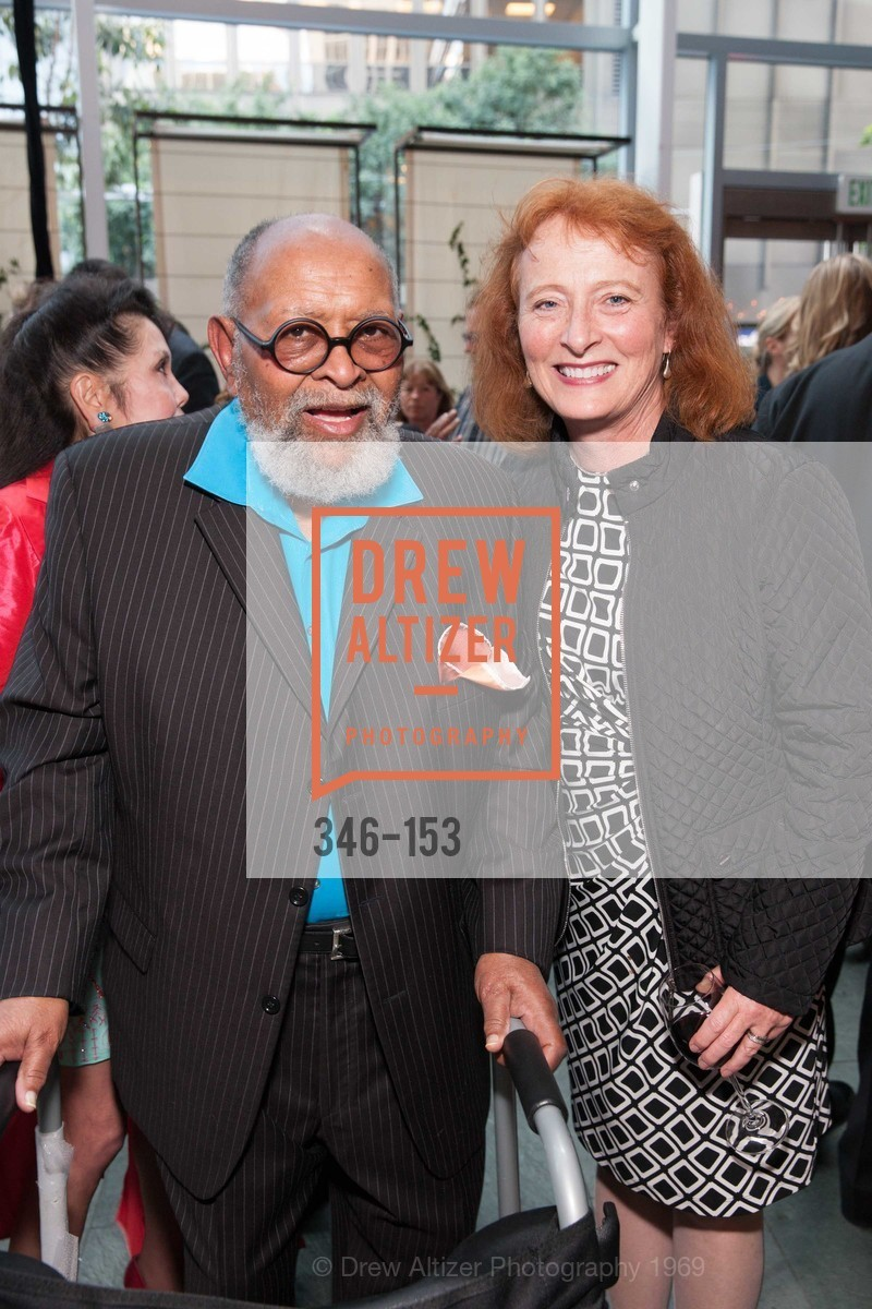 Reverend Cecil Williams, Anne Wilson, GLIDE's Power of One Lunch Countdown Party, RN74. 301 Mission St, June 4th, 2015,Drew Altizer, Drew Altizer Photography, full-service event agency, private events, San Francisco photographer, photographer California