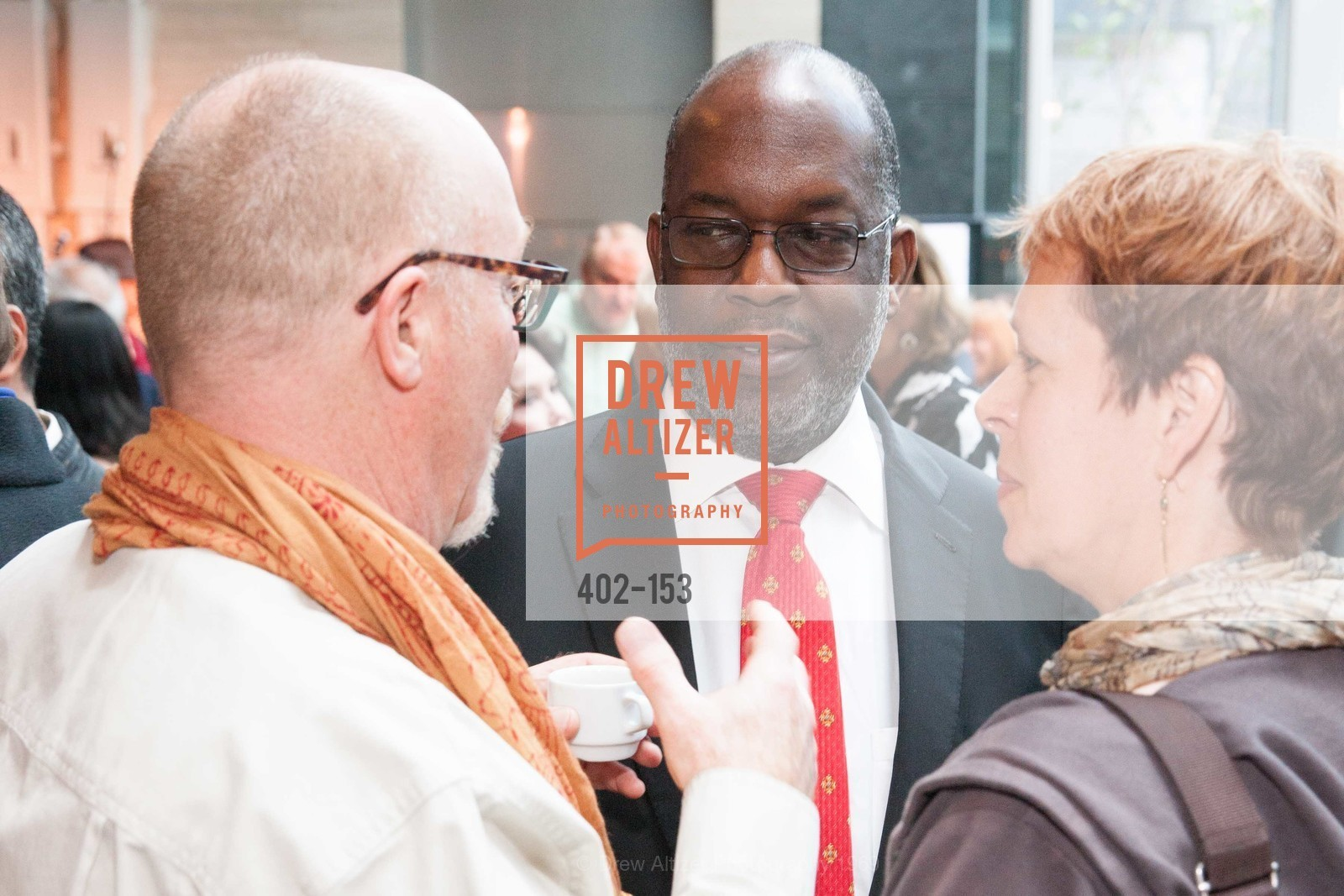 Bernard Tyson, GLIDE's Power of One Lunch Countdown Party, RN74. 301 Mission St, June 4th, 2015,Drew Altizer, Drew Altizer Photography, full-service agency, private events, San Francisco photographer, photographer california