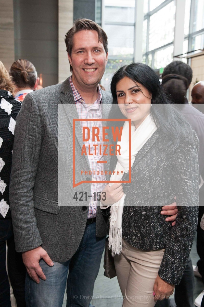 Gavin Gibson, Naz Gibson, GLIDE's Power of One Lunch Countdown Party, RN74. 301 Mission St, June 4th, 2015,Drew Altizer, Drew Altizer Photography, full-service agency, private events, San Francisco photographer, photographer california