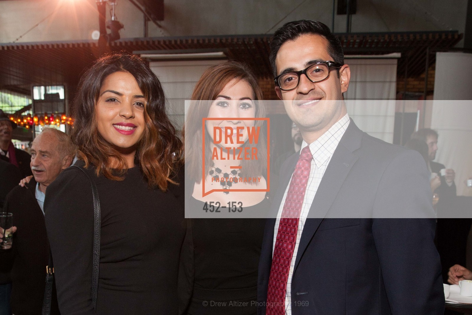 Simmi Dhaliwal, Samantha Rojas, Jorge Colunga, GLIDE's Power of One Lunch Countdown Party, RN74. 301 Mission St, June 4th, 2015,Drew Altizer, Drew Altizer Photography, full-service agency, private events, San Francisco photographer, photographer california