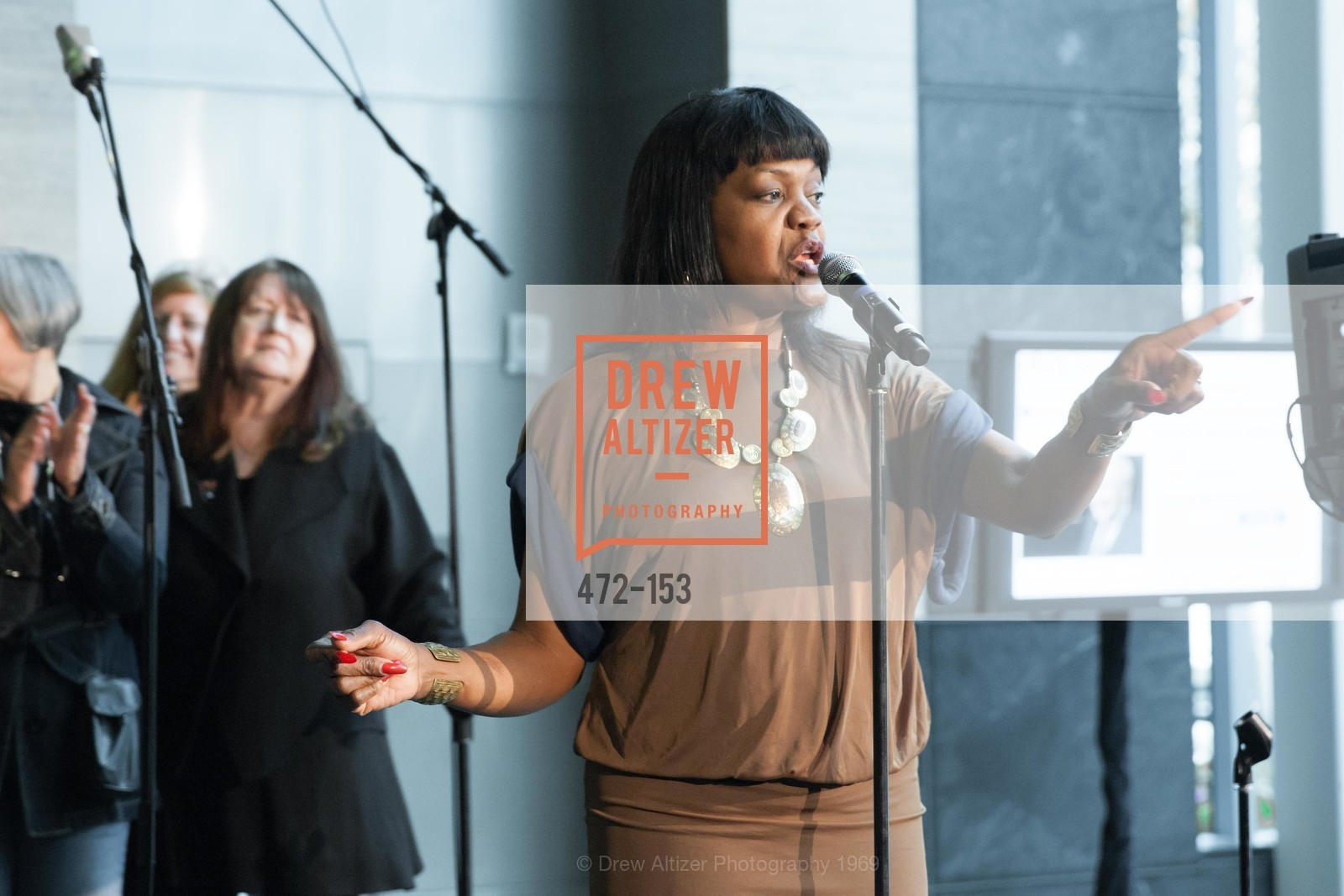 Performance, GLIDE's Power of One Lunch Countdown Party, RN74. 301 Mission St, June 4th, 2015,Drew Altizer, Drew Altizer Photography, full-service event agency, private events, San Francisco photographer, photographer California