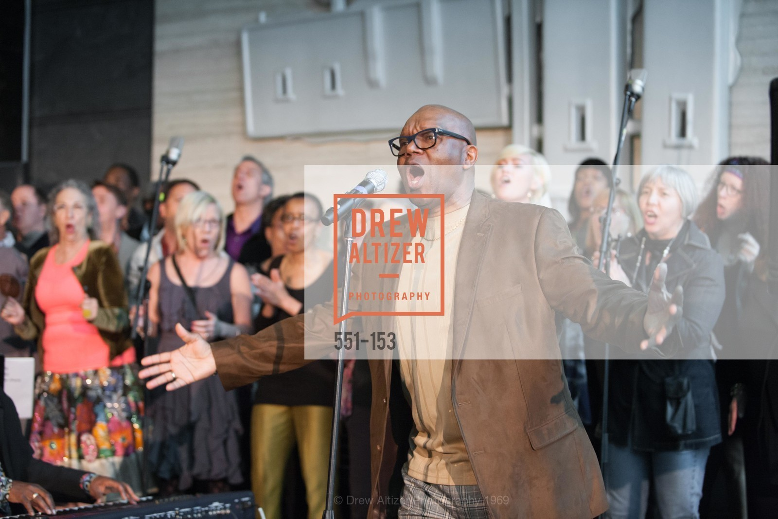 Performance, GLIDE's Power of One Lunch Countdown Party, RN74. 301 Mission St, June 4th, 2015,Drew Altizer, Drew Altizer Photography, full-service agency, private events, San Francisco photographer, photographer california