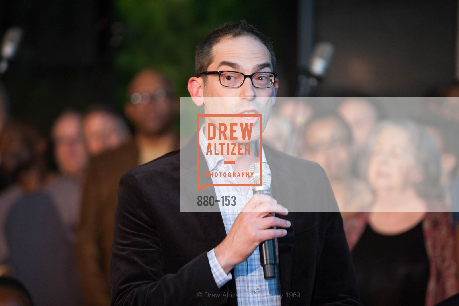 David Schwarzbach, GLIDE's Power of One Lunch Countdown Party, RN74. 301 Mission St, June 4th, 2015,Drew Altizer, Drew Altizer Photography, full-service event agency, private events, San Francisco photographer, photographer California