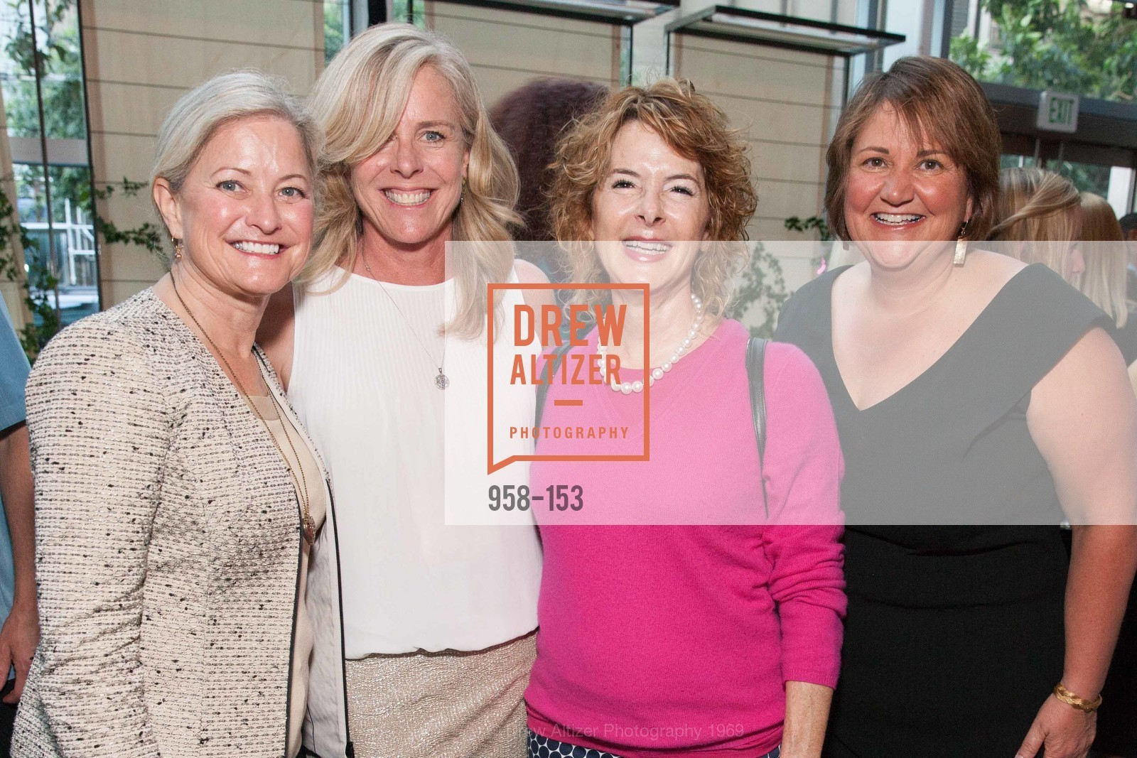 Robyn Wrightnauer, Denise Lamotte, Crickette Brown Glad, Karen Oliveto, GLIDE's Power of One Lunch Countdown Party, RN74. 301 Mission St, June 4th, 2015,Drew Altizer, Drew Altizer Photography, full-service agency, private events, San Francisco photographer, photographer california