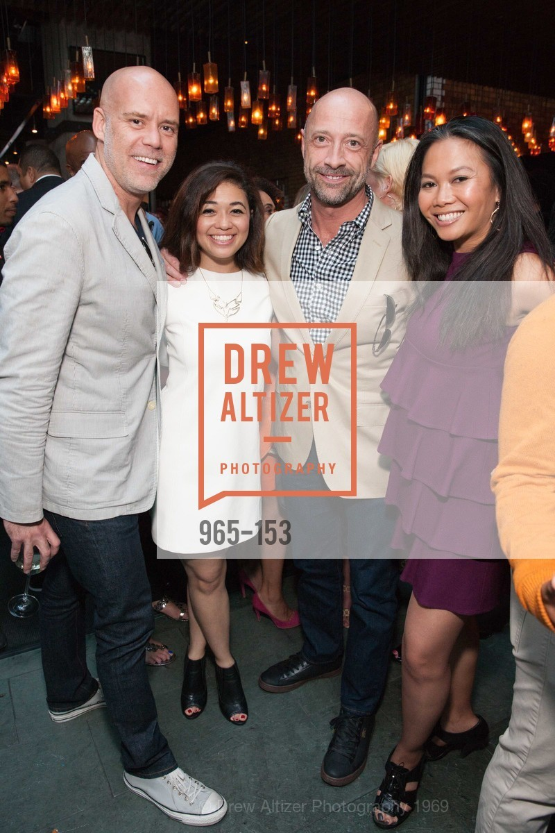 Dan Burns, Sophia Horowitz, Dan Bernal, Dori Caminong, GLIDE's Power of One Lunch Countdown Party, RN74. 301 Mission St, June 4th, 2015,Drew Altizer, Drew Altizer Photography, full-service agency, private events, San Francisco photographer, photographer california