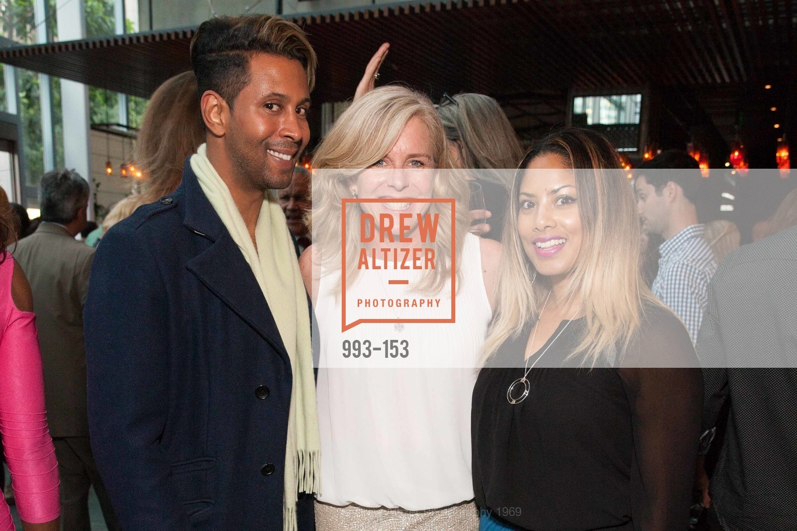 Emillio Mesa, Denise Lamotte, GLIDE's Power of One Lunch Countdown Party, RN74. 301 Mission St, June 4th, 2015,Drew Altizer, Drew Altizer Photography, full-service agency, private events, San Francisco photographer, photographer california