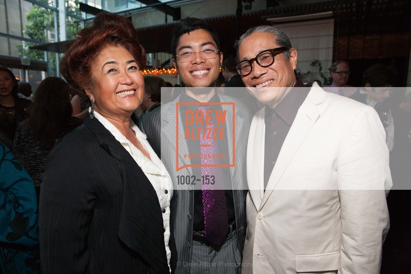 Brenda Aoki Izu, KK Aoki Izu, Mark Aoki Izu, GLIDE's Power of One Lunch Countdown Party, RN74. 301 Mission St, June 4th, 2015,Drew Altizer, Drew Altizer Photography, full-service agency, private events, San Francisco photographer, photographer california