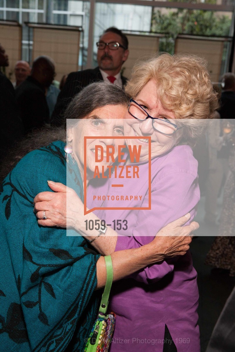 Phyllis Kaplan, Julie Ford, GLIDE's Power of One Lunch Countdown Party, RN74. 301 Mission St, June 4th, 2015,Drew Altizer, Drew Altizer Photography, full-service event agency, private events, San Francisco photographer, photographer California