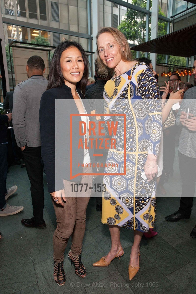 Meno Crompton, Nicole Brown, GLIDE's Power of One Lunch Countdown Party, RN74. 301 Mission St, June 4th, 2015,Drew Altizer, Drew Altizer Photography, full-service agency, private events, San Francisco photographer, photographer california