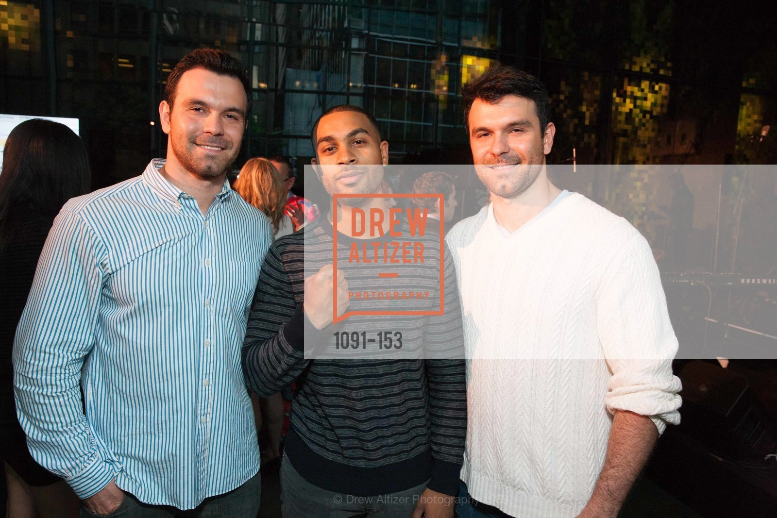 Artur Meyster, Ruben Harris, Timur Meyster, GLIDE's Power of One Lunch Countdown Party, RN74. 301 Mission St, June 4th, 2015,Drew Altizer, Drew Altizer Photography, full-service agency, private events, San Francisco photographer, photographer california