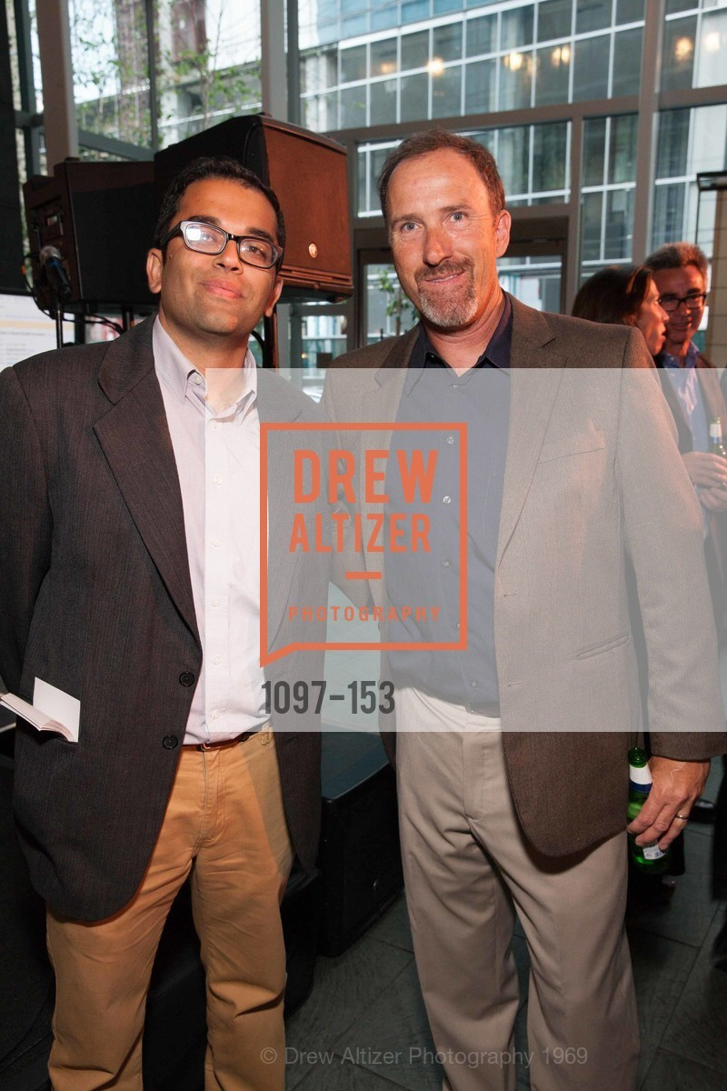 Vivek Shankar, Aran Moore, GLIDE's Power of One Lunch Countdown Party, RN74. 301 Mission St, June 4th, 2015,Drew Altizer, Drew Altizer Photography, full-service agency, private events, San Francisco photographer, photographer california