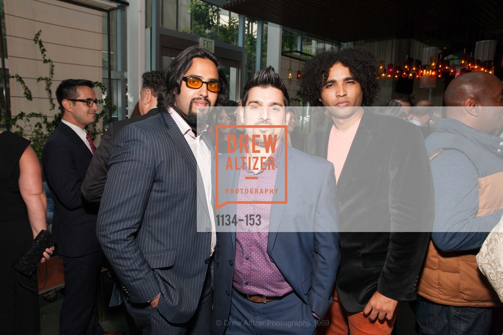 Jake Shaik, Faraz Saiyed, Christian King, GLIDE's Power of One Lunch Countdown Party, RN74. 301 Mission St, June 4th, 2015,Drew Altizer, Drew Altizer Photography, full-service event agency, private events, San Francisco photographer, photographer California