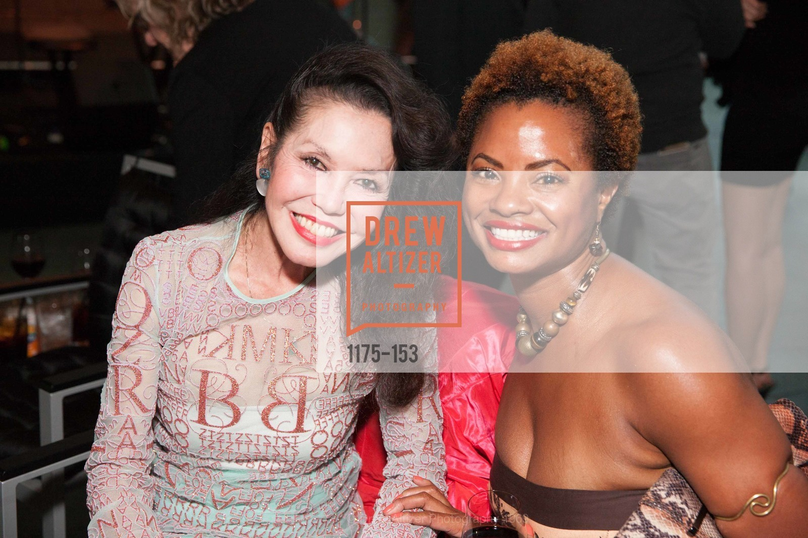 Janice Mirikitani, Sonja Scott, GLIDE's Power of One Lunch Countdown Party, RN74. 301 Mission St, June 4th, 2015,Drew Altizer, Drew Altizer Photography, full-service agency, private events, San Francisco photographer, photographer california