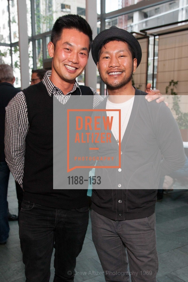 Bryant Tan, Nick Mascarino, GLIDE's Power of One Lunch Countdown Party, RN74. 301 Mission St, June 4th, 2015,Drew Altizer, Drew Altizer Photography, full-service agency, private events, San Francisco photographer, photographer california