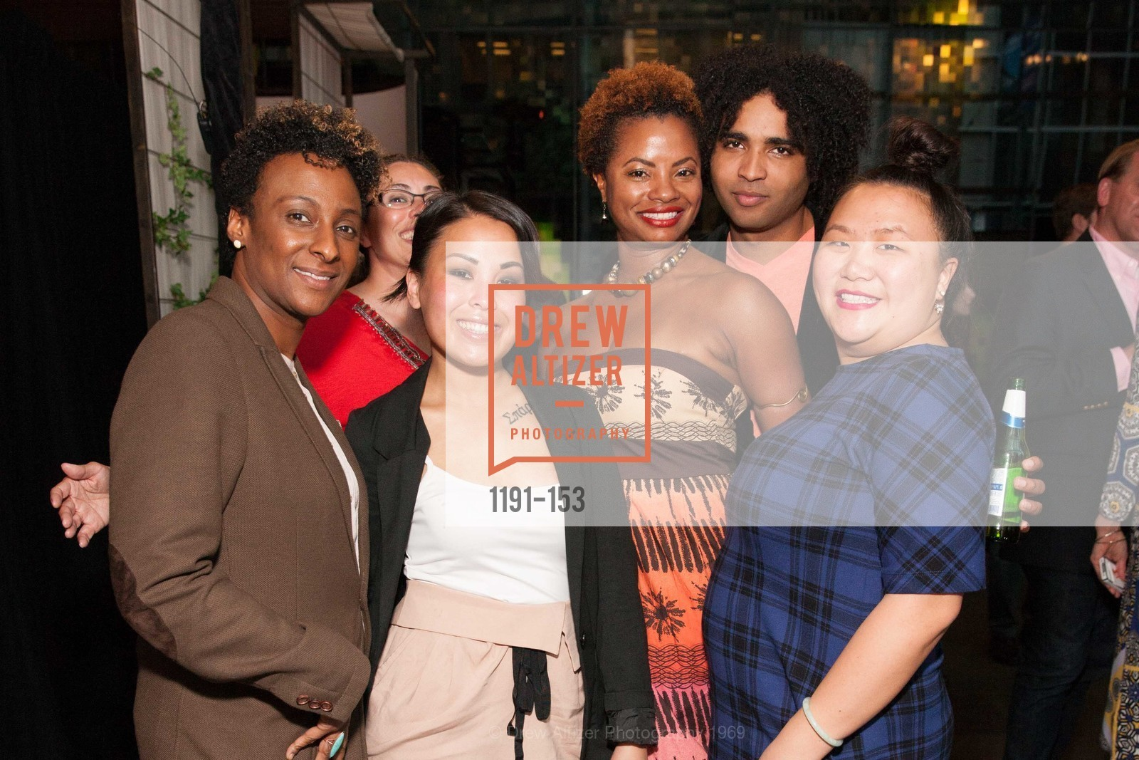 Kat Timmons, Bernadett Avellana, Sonja Scott, Chrisian King, Eden Chan, GLIDE's Power of One Lunch Countdown Party, RN74. 301 Mission St, June 4th, 2015,Drew Altizer, Drew Altizer Photography, full-service agency, private events, San Francisco photographer, photographer california