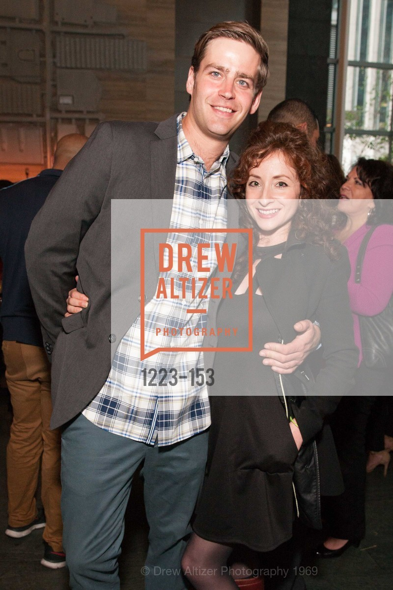 Kevin Smith, Whitney Richards, GLIDE's Power of One Lunch Countdown Party, RN74. 301 Mission St, June 4th, 2015,Drew Altizer, Drew Altizer Photography, full-service agency, private events, San Francisco photographer, photographer california