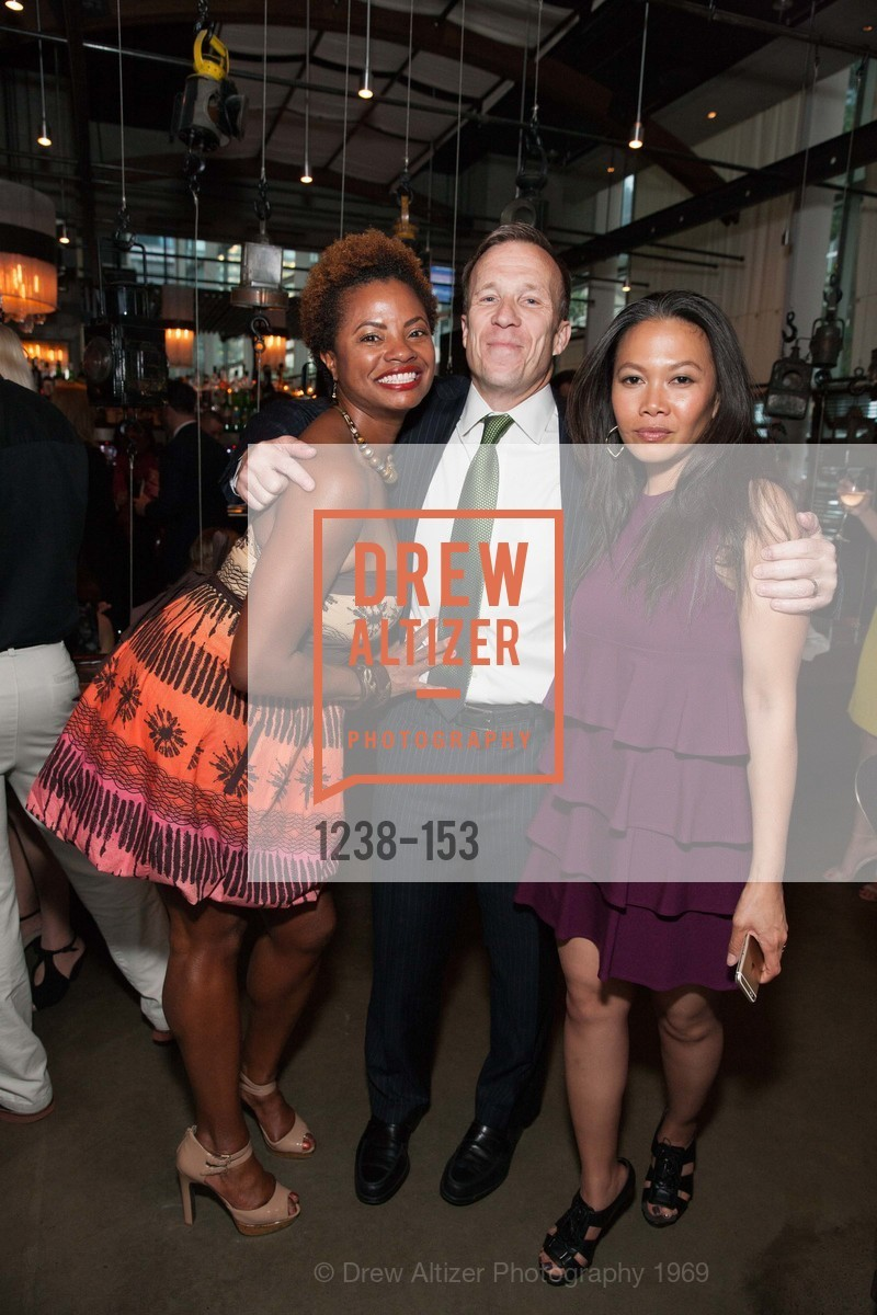 Sonja Scott, Charlie Crompton, Dori Caminong, GLIDE's Power of One Lunch Countdown Party, RN74. 301 Mission St, June 4th, 2015,Drew Altizer, Drew Altizer Photography, full-service agency, private events, San Francisco photographer, photographer california