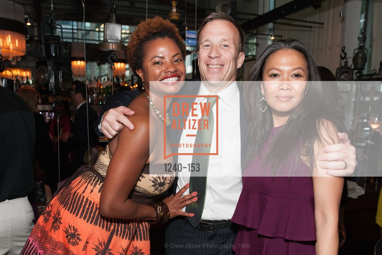 Sonja Scott, Charlie Crompton, Dori Caminong, GLIDE's Power of One Lunch Countdown Party, RN74. 301 Mission St, June 4th, 2015,Drew Altizer, Drew Altizer Photography, full-service event agency, private events, San Francisco photographer, photographer California